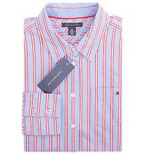 Tommy Hilfiger Women's Long Sleeve Button-Down Casual Shirt - $0 Free Ship