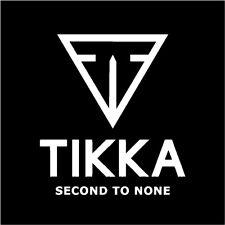Tikka Rifles Firearms Logo Vinyl Decal Car Window Laptop Gun Case Sticker