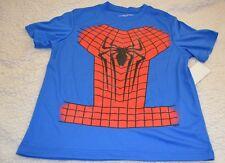 Boys New Shirts Spiderman, Superman, Turtles, Skylanders size 4, 5/6, 7 tops