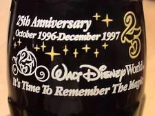 Disney World 25th Anniversary #1  coke bottle