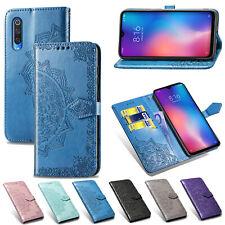 Flip 3D Gemustert Tasche Schutz HandyHülle Etui Schale Wallet Case TPU Cover  2