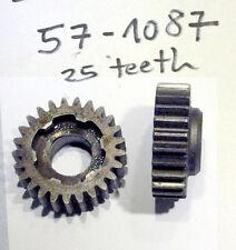 Triumph Bantam BSA 57-1087 T1087 layshaft 2. gear 25 teeth zahnrad Tiger Cub