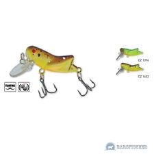PREDATOR-Z GRASSHOPPER WOBBLER, ca.4,5cm/2,5g FLOATING, BARSCH, DÖBEL, KÖDER NEU