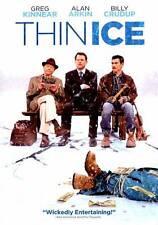 Thin Ice DVD, Michelle Hutchison, Peter Moore, Scott Crouch, Jennifer Edwards-Hu