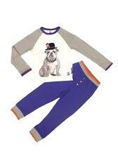 mothercare Bulldog bébés garçons pyjama coton Set 12-18-24 neuf sans étiquette