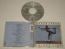 GRACE JONES/ISLAND LIFE(ISLAND CID 132/ 610 584-222) CD ALBUM