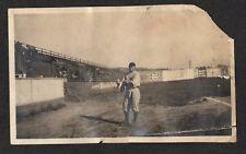 "1911 ""RABBIT"" POWELL Major League Baseball Player Photo"