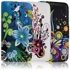 étui portefeuille pour Samsung Galaxy S i9000 avec motif