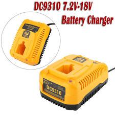 Chargeur Rapide Pour Prise de Batterie Dewalt DC 9310 7.2V-18V