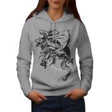 Dragon Gang Mob Crew Women Hoodie NEW | Wellcoda