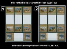 Rumänien 2017 Gemälde,Grigorescu,Storck,Maler,Marine Mi.7243-46 ZW-Paare,GUTTER