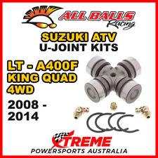 19-1003 Suzuki LT-A400F 4WD King Quad 2008-2014 All Balls U-Joint Kits