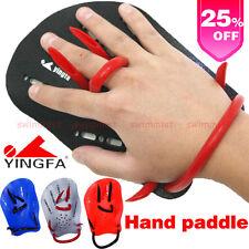 NEW! YINGFA SWIM TRAINING HAND PADDLES SWIM TRAINING AIDS S,M,L [ FREE SHIP ]-03