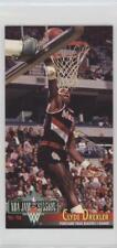 1993-94 NBA Jam Session 184 Clyde Drexler Portland Trail Blazers Basketball Card