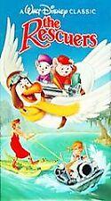 The Rescuers (VHS, 1992) Black Diamond