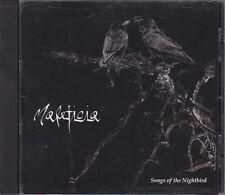 MALEFICIA - songs of the nightbird CD