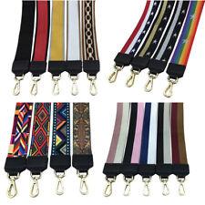 DIY Wide Shoulder Strap Replacement Canvas Belt for Crossbody Bag Handbags Purse