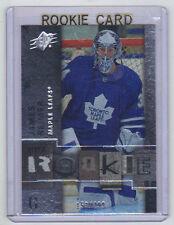 09-10 SPX James Reimer Rookie Card RC #114 (Maple Leafs) Mint Rare /499