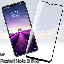 F. Xiaomi Redmi Note 8 Pro Panzerfolie Displayschutz Glas Schutzglas Schutzfolie
