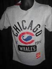 Chicago Wales Baseball Men's Common Union Tee Shirt