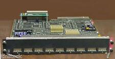Cisco WS-X5410 9-Port Gigabit GBIC Ethernet Module Card 73-3025-05 + 73-2708-01