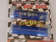 Progrip Pro Grip 717 Superbike Grips CAPIROSSI Blue gel  Capirex