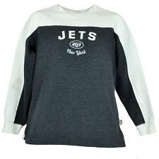 NFL New York Jets Licensed Fleece Women Ladies Sweater Sweatshirt Pullover