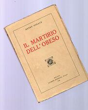 il martirio dell obeso - henry beraud - 1926