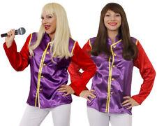 Donna 1970 S Super Trooper COSTUME DA DONNA ABBA Musica Da Discoteca Costume Vestito