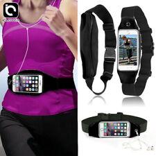 Waterproof Case Sport Run Waist Belt Fanny Pack Bag For iPhone 11 XS/Max/8/Plus