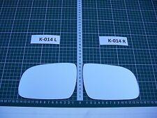 Außenspiegel Spiegelglas Ersatzglas Skoda Fabia ab 1999-2007 Li o Re sph mittel