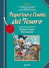 Paperino e l'isola del tesoro e altre storie ispirate a Robert Louis Stevenson C