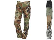 Mil-Tec BDU Pantalon Femmes Ripstop robuste PREWASH Pantalon Décontracté Einsatzhose XS-XL