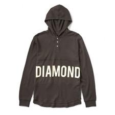Diamond Supply Co. - Winston Hoodie Thermal - Brown - SALE