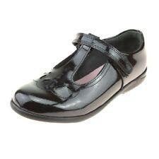 Start-rite Poppy Filles Noir Verni École Chaussures-Filles École Chaussures