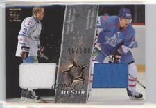 2012-13 Sereal KHL All-Star Collection #ASG-D05 Kevin Dallman Anton Belov Card