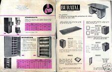Publicité Buratal ATAL rangements bureau maison du bureau Nancy