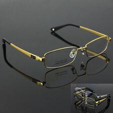 100% Pure Titanium Men Optical Eyeglasses Frame Myopia Glasses Spectacles Rx 835