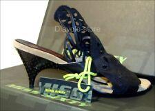 Miss Sixty sandalias zapatos de salón de cuero Romy! nuevo!