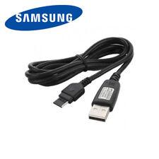 100% Genuine Samsung D800 D900 E900 M620 T809 U600 U700 Z560 Câble De Données USB Plomb