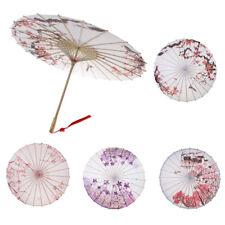 Chinese Style Classic Craft Art Umbrella Cloth Waterproof Umbrella Parasol