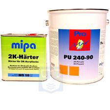 2K PU Acryllack RAL 6003 Olivgrün LKW Lack Holz Maschinen Industrielack NFZ Mipa
