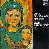 Chant Traditionnel Maronite (CD, Harmonia Mundi) GERMANY