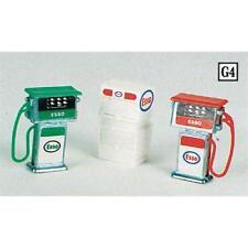 Model Garage Fuel Pumps & Oil Cabinet G4