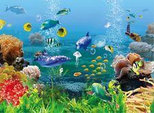 3D Color Sea Floor 79 WallPaper Murals Wall Print Decal Wall Deco AJ WALLPAPER