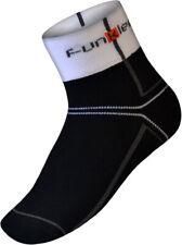 NEW Warm Winter Cycling Socks - Bike Socks - Funkier - Black. Choice of Sizes.