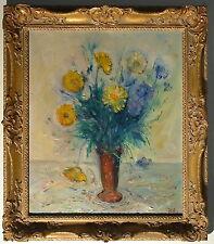 GEORG JETEL (Nymburk 1934-2012 Wien) - Blumenstrauß.
