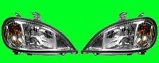 FREIGHTLINER COLUMBIA 96-11 PROJECTOR BLACK HEAD LIGHTS