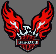 HARLEY DAVIDSON RARE PHOENIX EAGLE  PATCH (XXL)