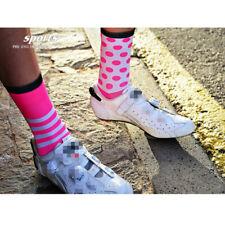 Pro Men Women Cycling Riding Ankle Socks Dot Anti-Sweat Breathable Sports Socks